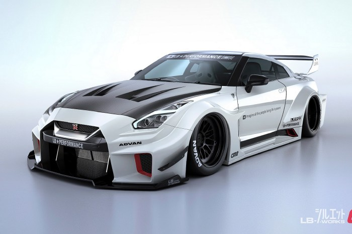 Liberty Walk Silhouette WORKS GT NISSAN 35GT RR 2020