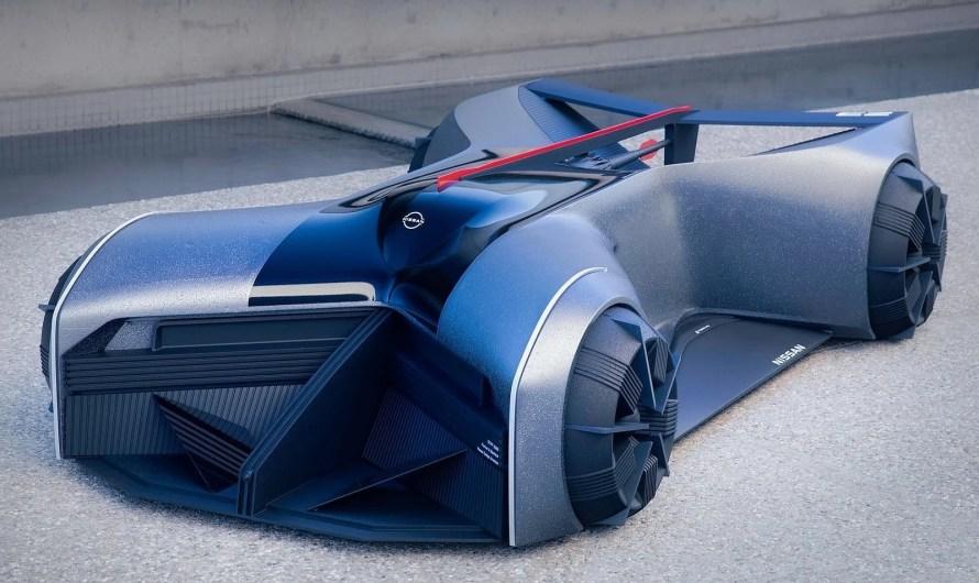 Nissan GT-R X 2050 Concept 2020 – Développé comme une voiture électrique pour une personne seule