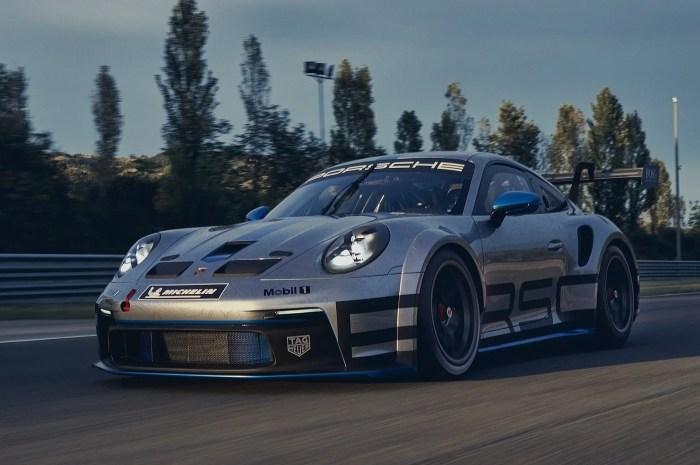Porsche 911 GT3 Cup 2021 – La plus puissante à ce jour, elle a l'air chaude!