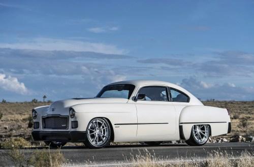 Ringbrothers Madam V 1948 Cadillac Built 2016