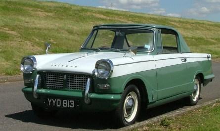 Triumph Herald 948 Coupé 1962
