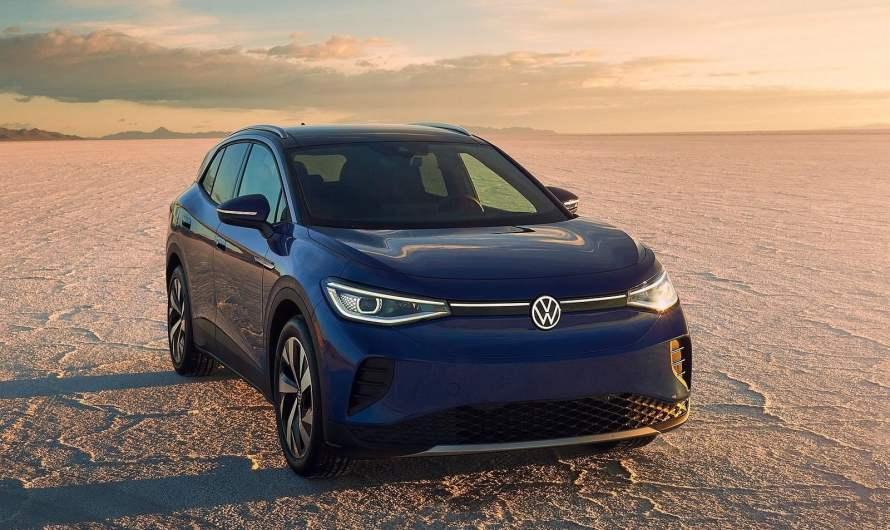 Volkswagen ID 4 Version US 2021 – Le premier SUV 100% électrique de VW