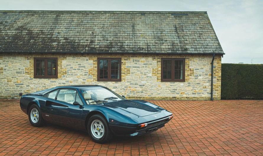 Ferrari 308 GTB Vetroresina 1976 – Seulement 712 ont été construites