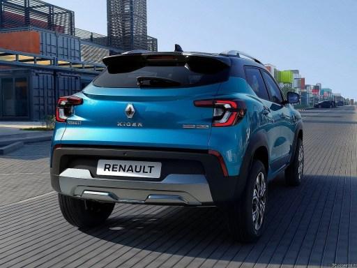 Renault Kiger 2022