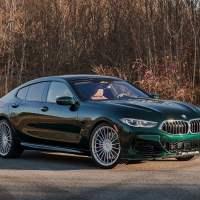 Alpina BMW B8 Gran Coupé 2022