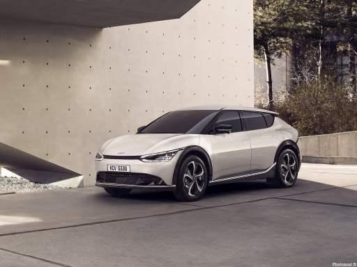 L'EV6 de Kia 2022