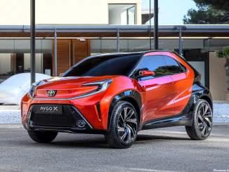 Toyota Aygo XPrologue Concept 2021