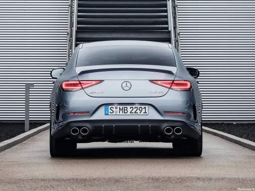 Mercedes Benz CLS53 AMG 2022