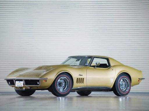 Chevrolet Corvette C3 Stingray l88 427 Automatically Yours Coupe 1969