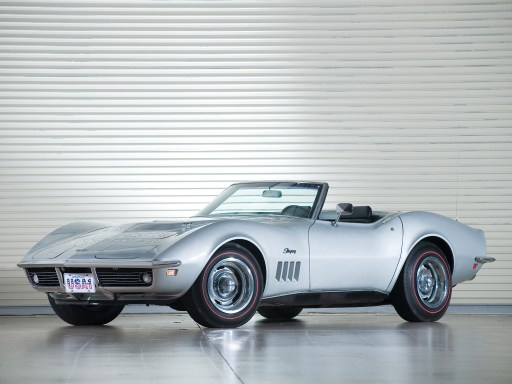 Chevrolet Corvette Stingray l71 427 Convertible C3 1969
