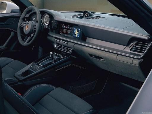 Porsche 911 Targa 4 GTS 2022