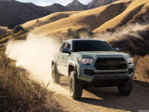 Toyota Tacoma Trail Edition 2022