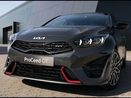 Kia ProCeed GT 2022