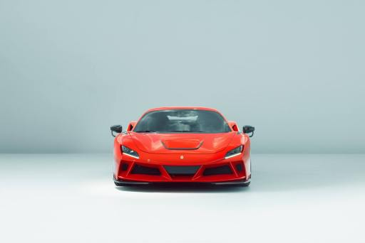 Ferrari F8 N-Largo Novitec 2021