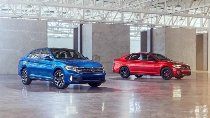 Volkswagen Jetta et Jetta GLI 2022