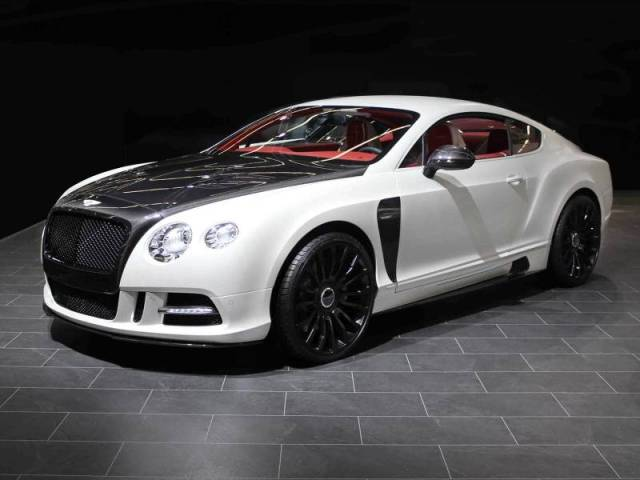 2011 Mansory Bentley Continental GT