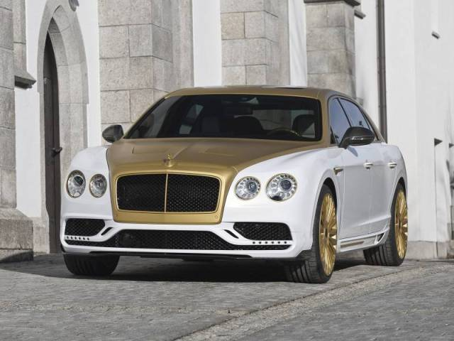2016 Mansory Bentley Continental Flying Spur