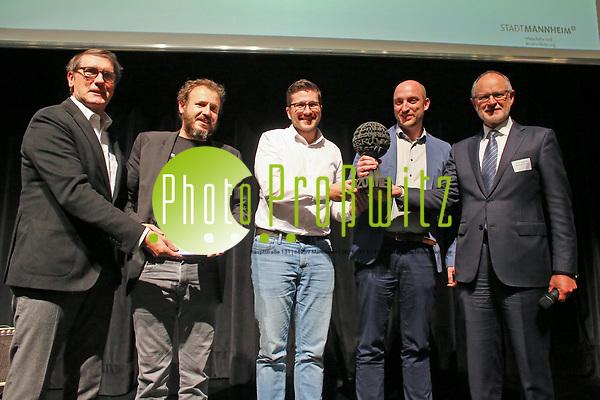 """9. Mannheimer Wirtschaftsforum. """"Eine Stadt in Mobilität"""" - Mannheimer Existenzgründungspreis 2020, Mannheimer Existenzgründungspreis"""