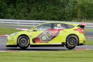 #44 Jack Clarke (GBR) – Crabbie's Racing Ford Focus ST