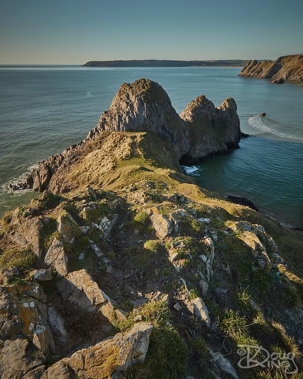 Three Cliffs Bay, Gower, South Wales (Doug King)