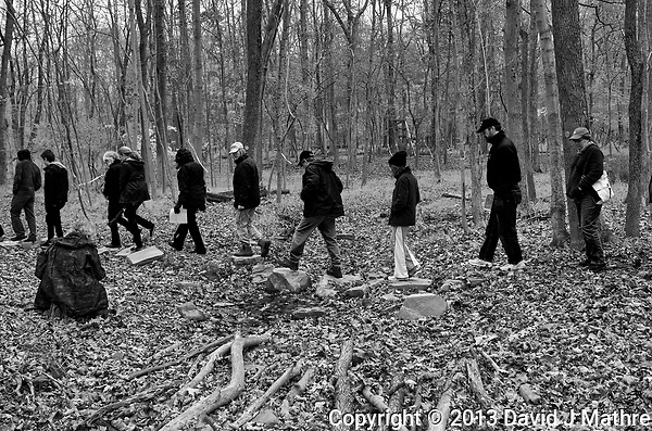 Rock Mill Preserve Opening. Sunday in the Park. Montgomery Township, New Jersey. Image taken with a Leica X2 Camera. (David J Mathre)