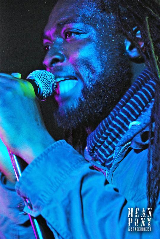 """The Wailers"" @ House of Blues Foundation Room, Park City, Utah 01.27.11 (Steven Wittenberg)"