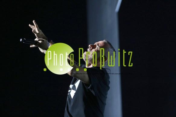 Mannheim. 24.10.15 SAP Arena. Konzert. Eros Ramazzotti Bild: Markus Proßwitz 24OCT15 / masterpress (Bild ist honorarpflichtig) (Markus Prosswitz / masterpress)