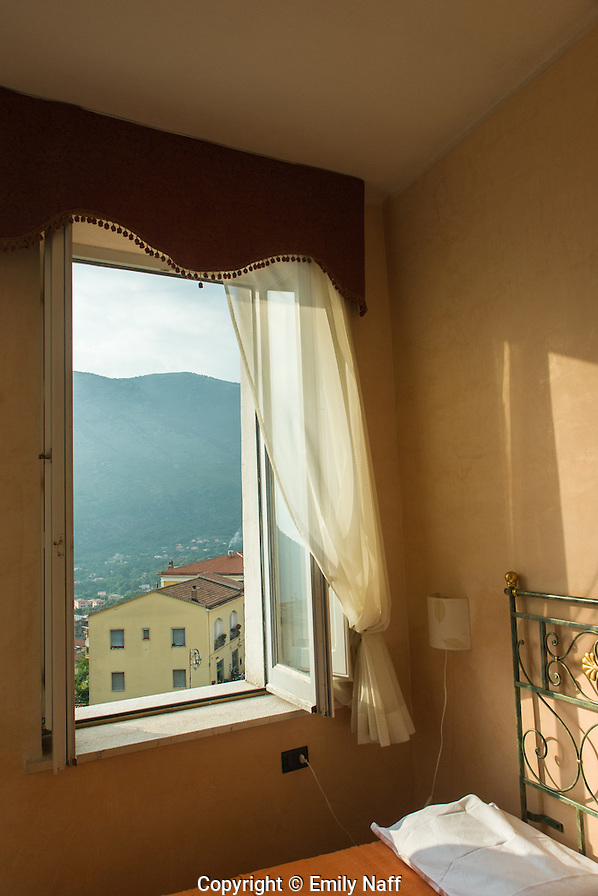 Room with a View, Martea, Italy (Emily Naff)