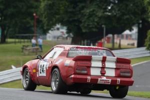 Ralph Underwood – Triumph TR7 V8 – CNC Heads Sports / Saloon Championship