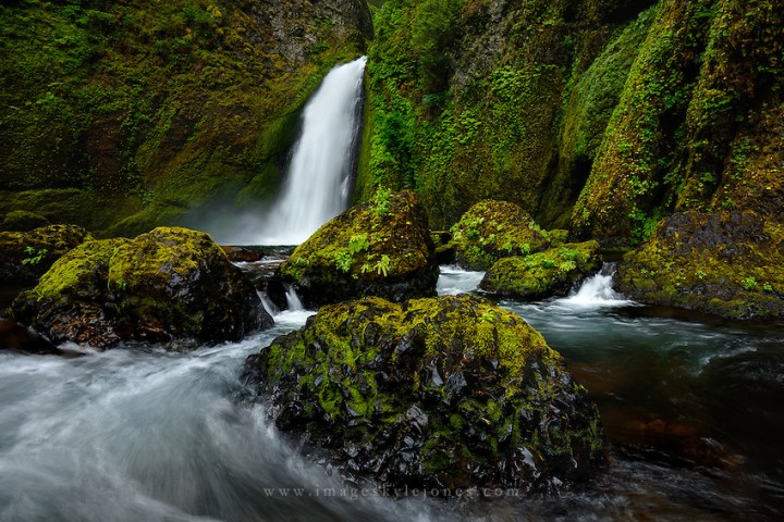 Columbia Gorge National Scenic Area, Oregon (Kyle Jones)