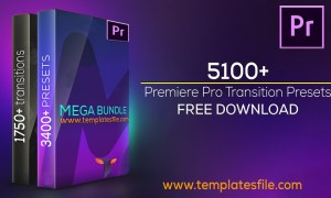 5100 Awesome Premiere Pro Transition Presets Free Download