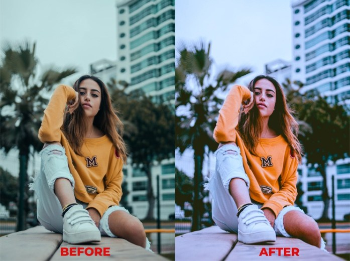 HDR Presets
