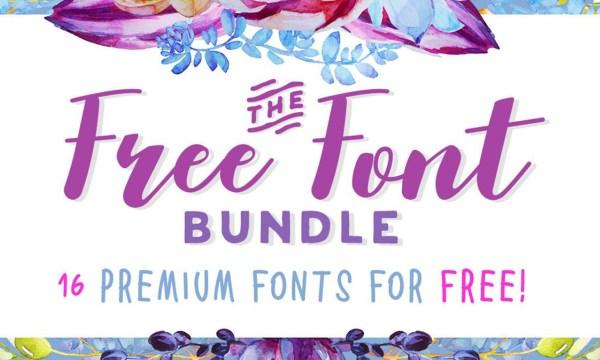 premium font download
