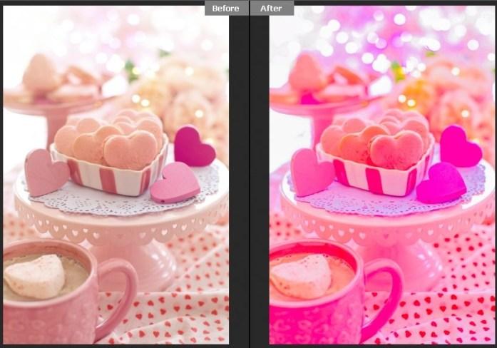 free photoshop preset