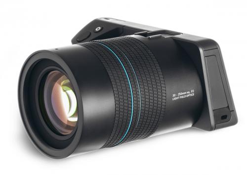 En el vídeo menciono las cámaras de campo de luz, que sí permiten elegir el enfoque con posterioridad. Aquí un análisis de uno de estos artefactos.