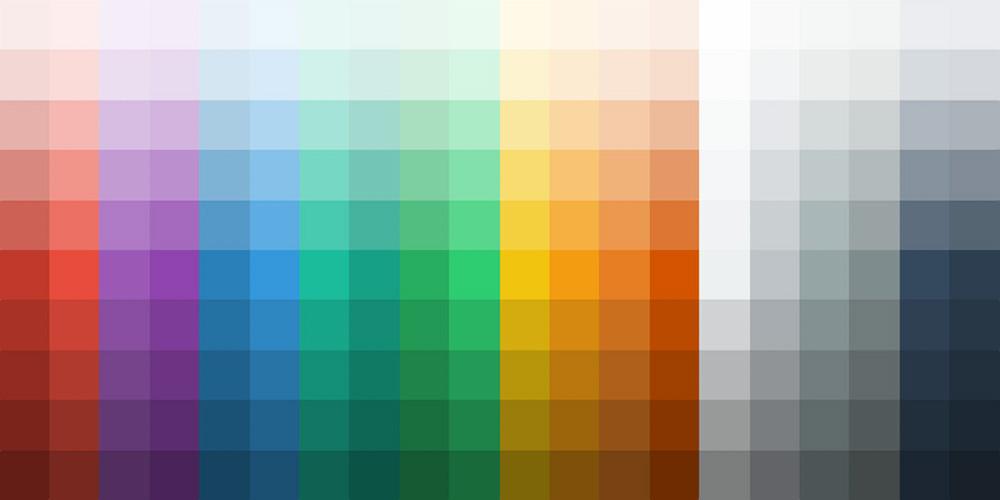 noms des couleurs avec codes hex html