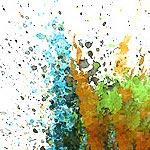Pinceles splatter