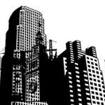 Paisajes urbanos cepillos