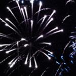 Cepillos de fuegos artificiales