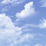 Nubes cepillos