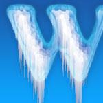 Ice text