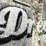 Graffiti text