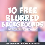 10 Beautiful Blurred Backgrounds Free