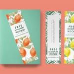 Bookmark Mockup Free