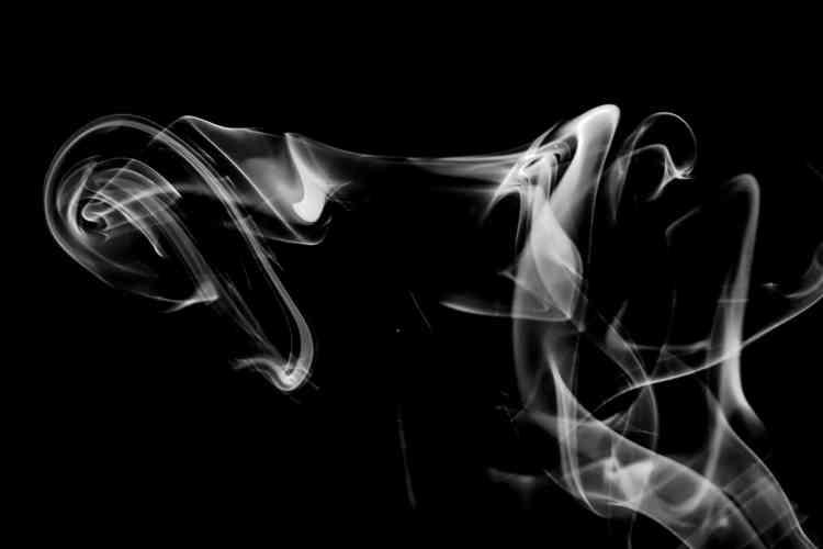 Smoke-Picture-B&W