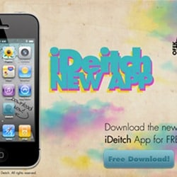 How To Create A Grungy iPhone Application Advertisement in