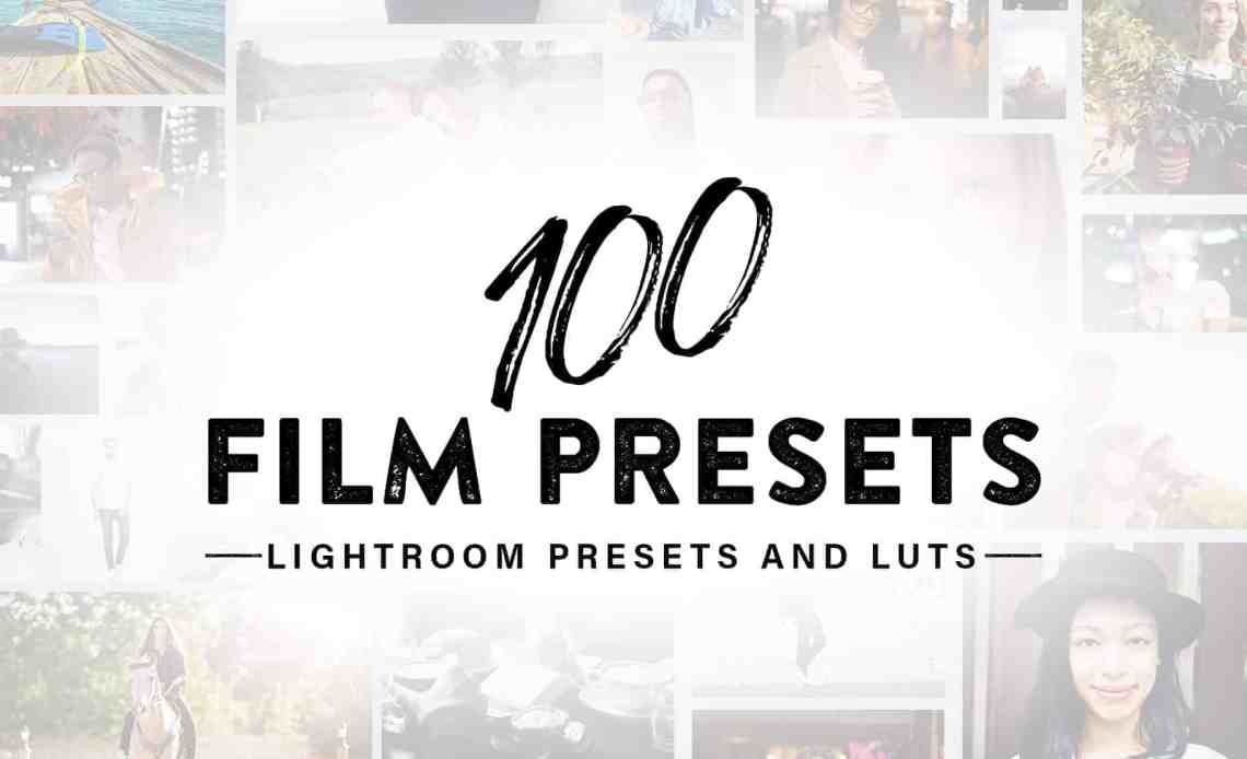 Free Download: 10 Film Lightroom Presets and LUTs - Photoshop Tutorials