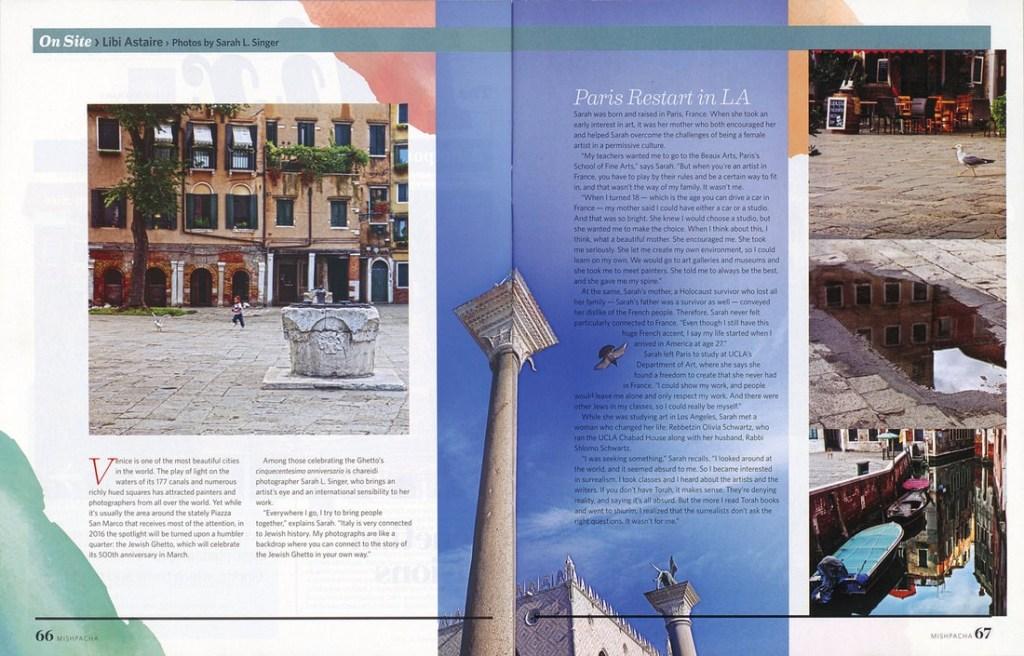 press venezia ghetto exhibition