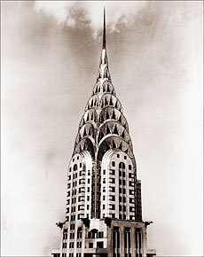 Chrysler Building Tower Historical Photos Of Old America