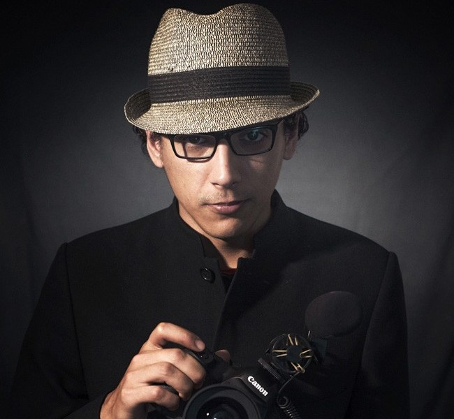 Say hello to Emiliano a Director & Videographer in Dubai